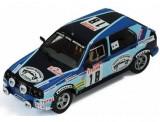 Macheta Auto IXO, CITROEN VISA CHRONO #18 A.Coppier-J.Laloz Tour de Corse 1983 1:43