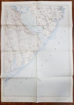 Harta Odessa, 1916 foto