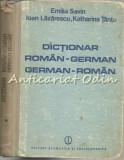 Cumpara ieftin Dictionar Roman-German - Emilia Savin, Ioan Lazarescu, Katharina Tantu
