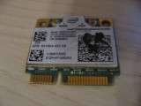 Placa wireless laptop Lenovo W530, Intel Advanced-N 6205, 60Y3253, 631954-001