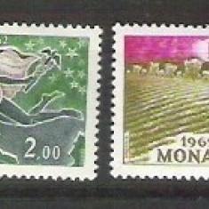 Monaco 1962 Europa CEPT, MNH AC.032