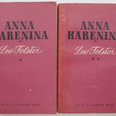 Anna Karenina (2 volume) – Lev Tolstoi