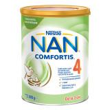 Lapte praf Nan 4 Comfortis, incepand de la 2 ani, 800g, Nestle