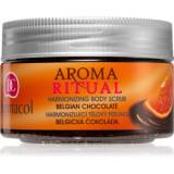Dermacol Aroma Ritual Belgian Chocolate exfoliant pentru corp