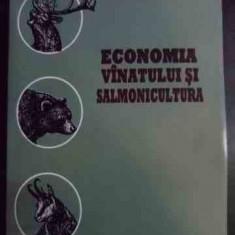 Economia Vanatorului Si Salmocultura - V. Cotta ,541136