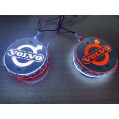 Lampa oglinda Pablo LED -Logo Volvo