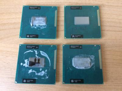 Procesor Laptop Intel i5 3230M 3320M 2600Mhz 3M Cache QuadCore SR0WY foto