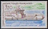Teritoriul Antarctic Francez (TAAF) - 1991 - Chaland L'Aventure