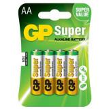 Cumpara ieftin Baterie Alcalina Super GP R6 (AA), 4 buc blister