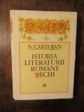 Istoria literaturii române vechi - N. Cartojan