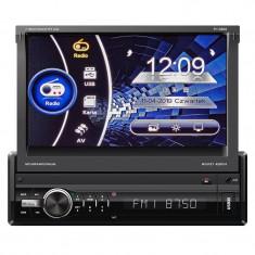 Player auto Peiying Exclusive, 1 DIN, 4 x 40 W, port USB