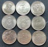 e29   Portugalia lot 25 escudos  9 bucati