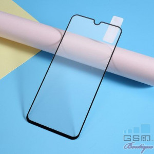 Folie Sticla Samsung Galaxy A40 Protectie Display Acoperire Completa Neagra