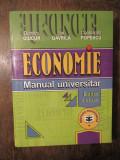 ECONOMIE Manual universitar - Dumitru Ciucur, Ilie Gavrilă, Constantin Popescu