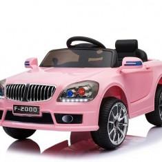 Masinuta electrica F 2000 15W STANDARD roz
