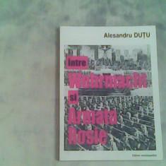 Intre Wehrmacht si armata rosie-relatii de comandament 1941-1945-Alesandru Dutu