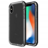 Carcasa LifeProof NEXT iPhone X/Xs Black Crystal