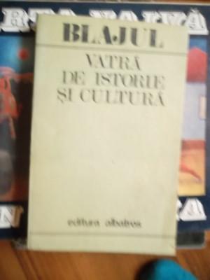 VATRA DE ISTORIE SI CULTURA -BLAJUL foto