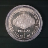 1dollar  THE U.S. CONSTITUTION 200 *ANNIVERSARY.Monedă comemorativă, Europa