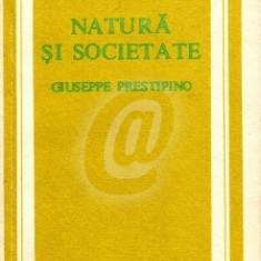 Natura si societate - Pentru o noua lectura a lui Engels