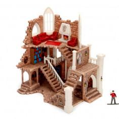 Set Harry Potter Turnul Gryffindor si figurine