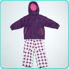Costum ski—iarna, impermeabil, calduros, practic, C&A → fete   6—7  ani   122 cm, Copii