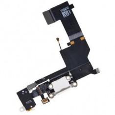 Banda cu conector alimentare Apple iPhone 5S Originala Alba