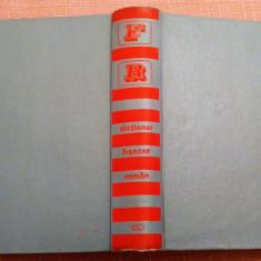 Dictionar Francez-Roman. Editura Stiintifica, 1972 - N.N. Condeescu, G. Hanes
