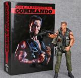 Figurina John Matrix  Arnold Schwarzenegger Commando 18 cm NECA