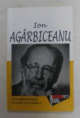 ION AGARBICEANU - JANDARMUL , NUVELE SI POVESTIRI , 2001 foto