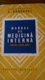 Manual de medicina interna pe cadre medii C.Borundel1979