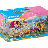 Trasura cu Print si Printesa, Playmobil