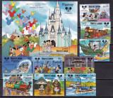 Sierra Leone 1987   Disney  MI 1056-1064 + bl.72   MNH  w65, Nestampilat