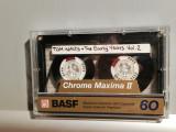 caseta audio BASF Chrome MAXIMA II 60 - RFG - stare: Perfecta