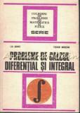 Probleme De Calcul Diferential Si Integral - Lia Arama, Teodor Morozan