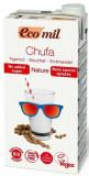 bautura vegetala bio din migdale de pamant Chufa, fara zahar, 1L Ecomil