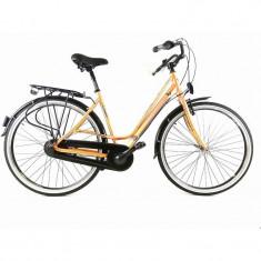 Bicicleta Dama Devron Urbio Lady C1.8 520mm Antique Brass 28