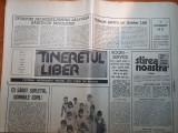 """Tineretul liber 1 iunie 1990-""""abecedarul lui creanga-un dar deosebit pt copii.."""""""