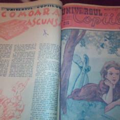 REVISTA UNIVERSUL COPIILOR 10 NR.1947+8 NR.ANI DIFERITI