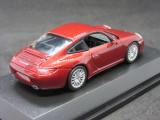 Macheta Porsche 911 Carrera 4S Minichamps 1:64