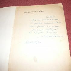 Brume - Vlaicu Barna (dedicatie, autograf) 1940