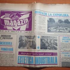 magazin 29 mai 1971-interviu cu gheorghe gruia