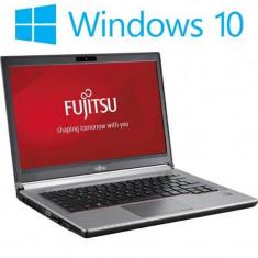 Laptop Refurbished Fujitsu LIFEBOOK E744, i5-4200M, 120GB SSD, Win 10 Home
