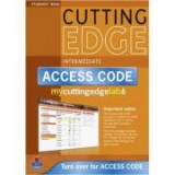 New Cutting Edge Intermediate Coursebook with CD-Rom and My Lab Access Card Pack - Peter Moor