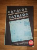 Catalog circuite integrate liniare, 1987