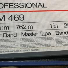 Recording Master Tape Basf Profesional PEM 469 2500 ft #60691ROB