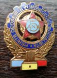 INSIGNA ROMANIA - MERITE DEOSEBITE IN INTRECEREA SOCIALISTA