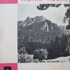 Ceahlau (5) - Muntii nostri - cu harta