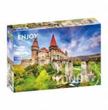 Puzzle Hunedoara: Castelul Corvinilor, 1000 piese