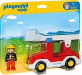 1.2.3 Camion cu Pompier, Playmobil